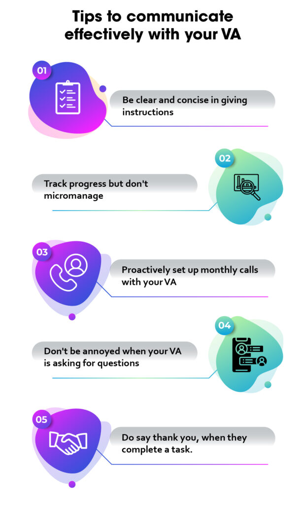 Tips To Communicate Effectively With Va